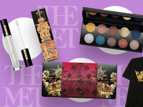 Pat McGrath launches first beauty and fashion line at the Metropolitan Museum of Art