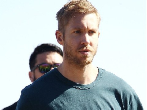 Calvin Harris and his girlfriend Aarika Woods involved in car crash after 'she slammed DJ's SUV into another car'