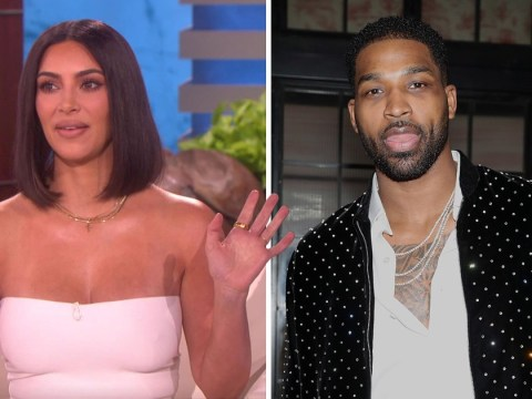 Tristan Thompson 'blocked' Kim Kardashian on social media after she waded into Khloe cheating row