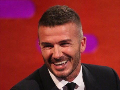 David Beckham is heartbroken his sons have stopped playing football but he's holding out hope for Harper