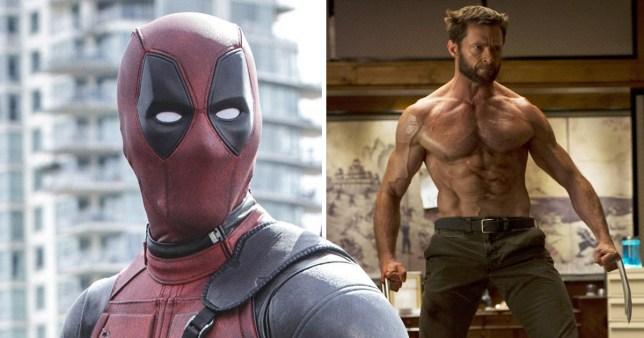 f9646cb2e1c Hugh Jackman tells Deadpool 2's Ryan Reynolds Wolverine not ...