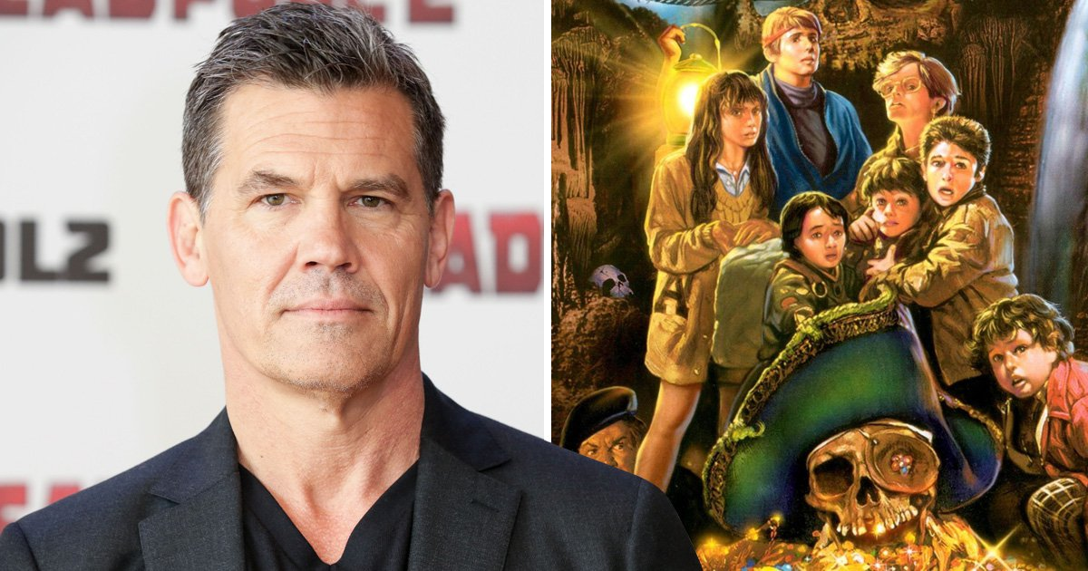 Josh Brolin admits he 'hated' The Goonies for a really long time – and we're not OK