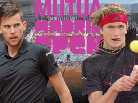 Madrid Open final: Will Dominic Thiem or Alexander Zverev become first non-'Big Four' champion?