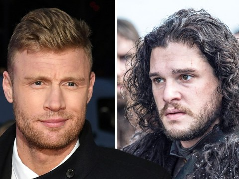 Freddie Flintoff wants to play 'Ned Stark's long lost son' in Game Of Thrones
