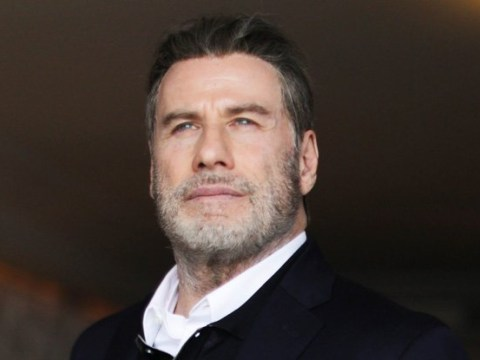 John Travolta scoops icon award after Frenchy actress spills on Grease