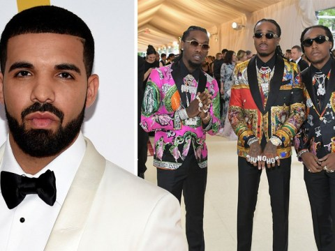 Drake and Migos are going on a huge tour together