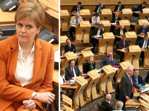 Scotland rejects key Brexit bill sparking fears of constitutional crisis