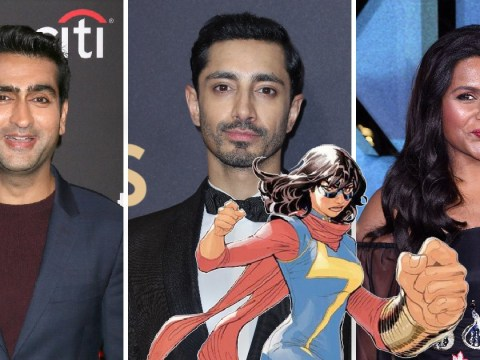 Riz Ahmed wants to write Ms Marvel with Mindy Kaling and Kumail Nanjiani but fans take a 'hard pass'