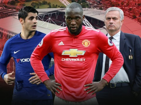 How Romelu Lukaku has upstaged Alvaro Morata to earn Jose Mourinho's trust