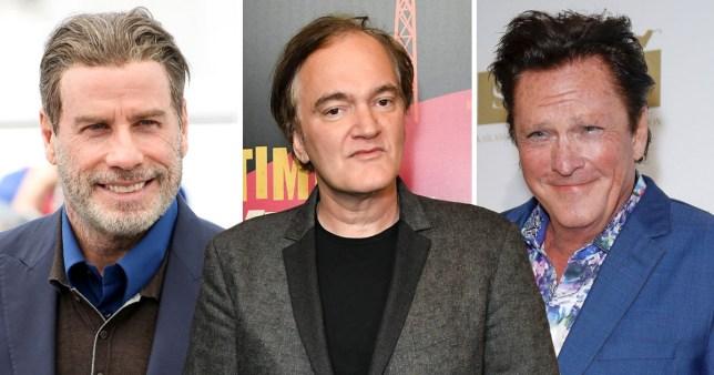 John Travolta and Michael Madsen keen on new Quentin Tarantino film
