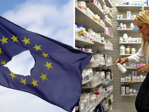 Medicine could be about to get more expensive thanks to Brexit