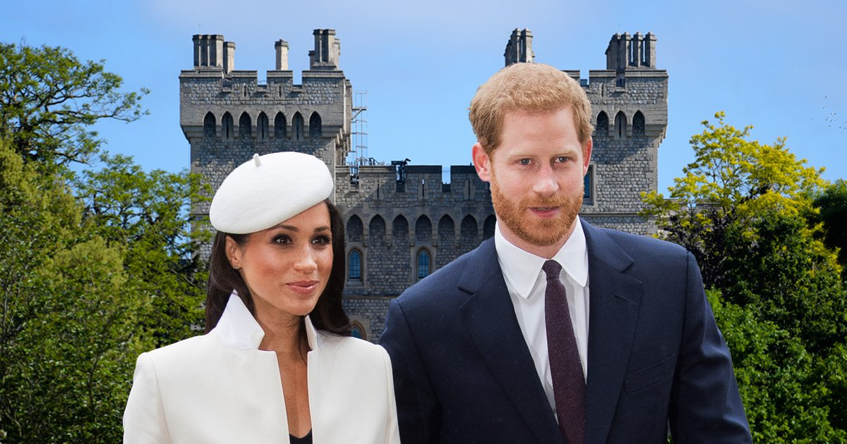 Get ready for glorious sunshine in Windsor for royal wedding