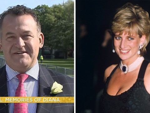 Paul Burrell claims 'Princess Diana's spirit will be present' at the royal wedding