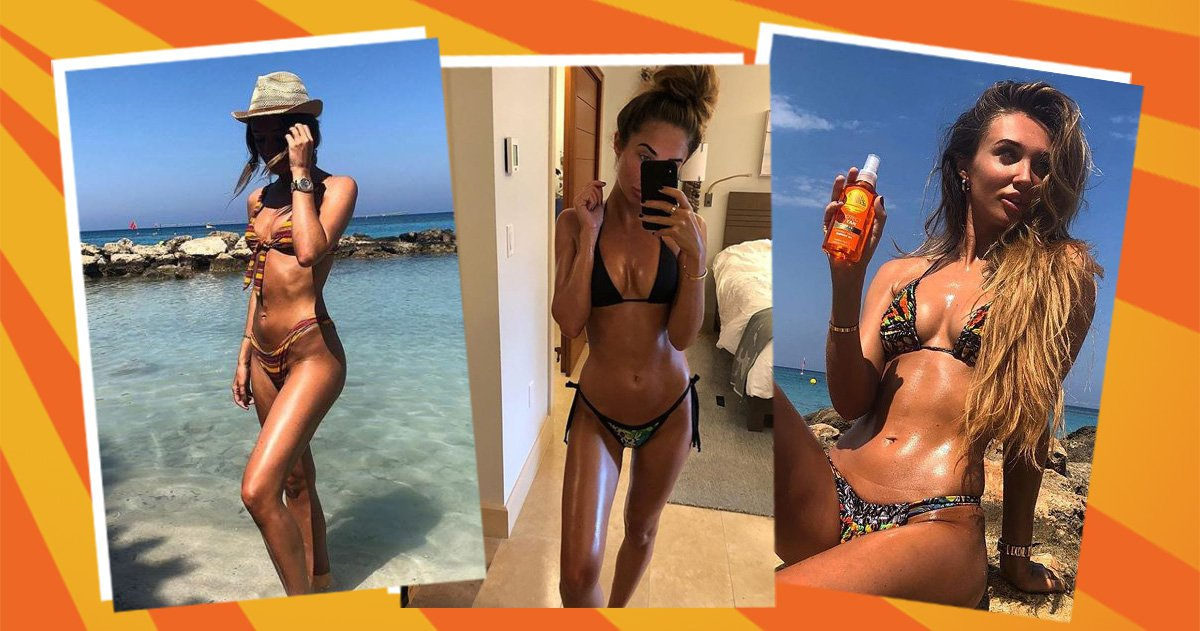 Megan McKenna is sick of being called 'anorexic' as she opens up for Mental Health Awareness Week