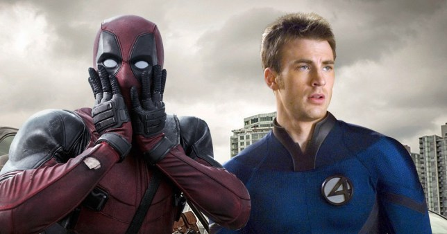 Chris Evans was nearly in Deadpool 2 as The Human Torch | Metro News