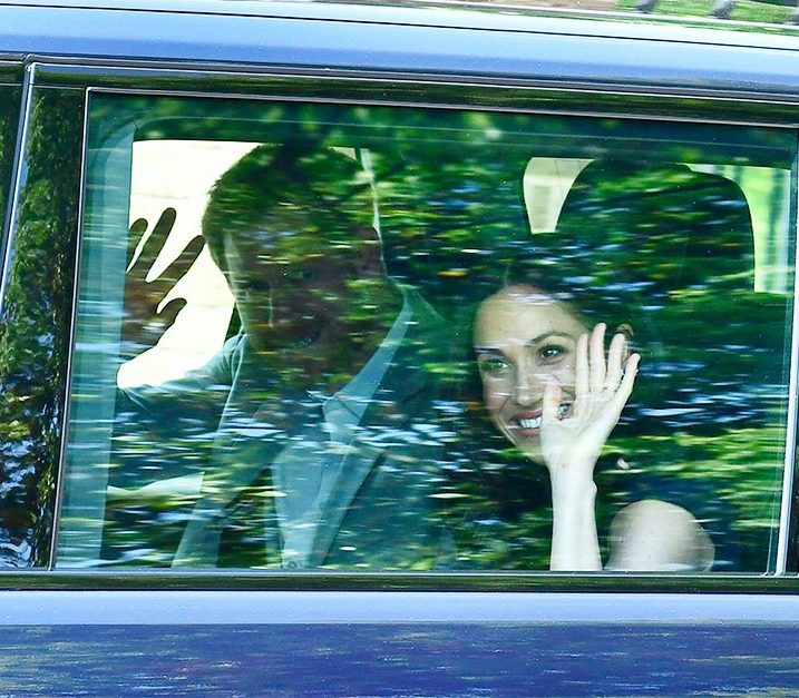 What time is the royal wedding being televised?