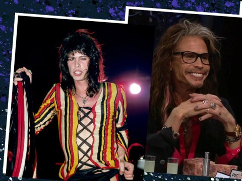 Aerosmith's Steven Tyler admits to spending $2million on drugs during his lifetime: 'I snorted half of Peru!'
