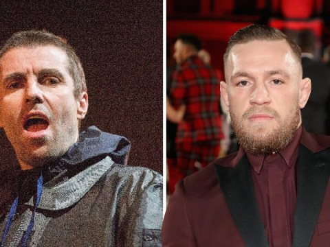 Liam Gallagher wants Conor McGregor to star in his new music video and the MMA star might be keen