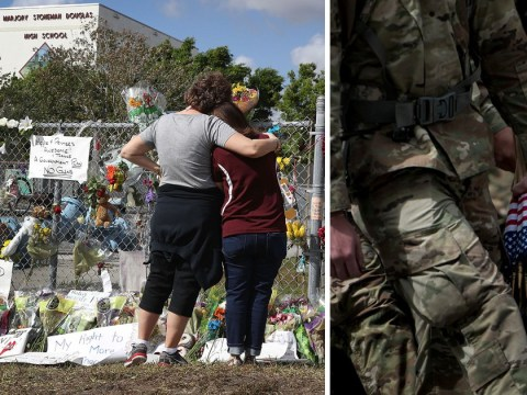 More schoolchildren have been killed in 2018 in the US than soldiers