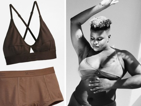 TomboyX is the brand selling nude, gender-neutral, and size-inclusive underwear