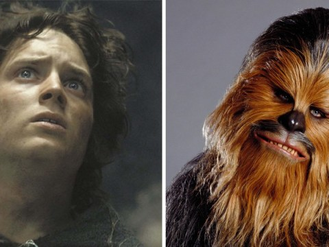Star Wars' Chewbacca met Lord Of The Rings' Hobbits and it's a crossover we never knew we needed