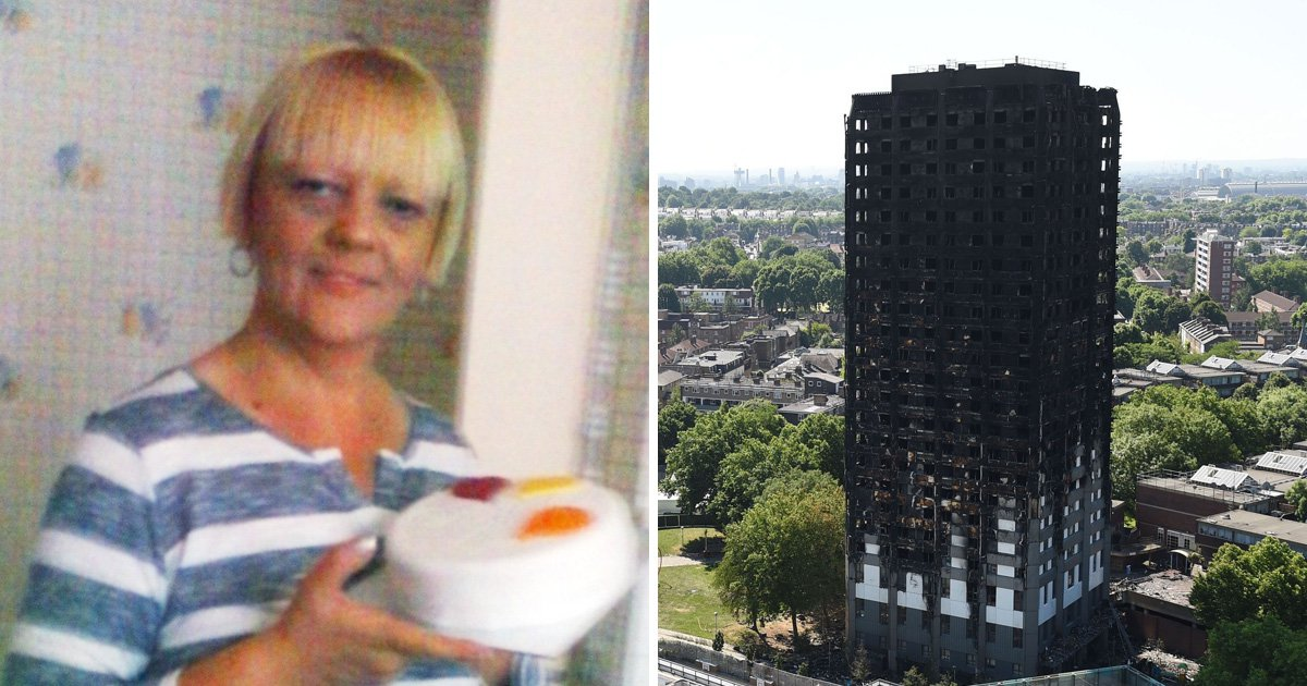 Elderly mum tells Grenfell Inquiry she blames herself for her daughter's death