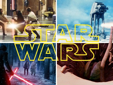 8 of the most breathtaking action scenes in Star Wars movie history