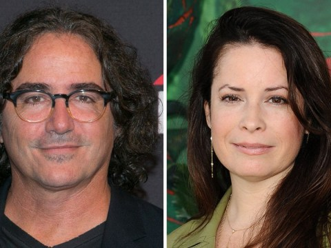 Charmed star Holly Marie Combs tells reboot director Brad Silberling to 'suck it'