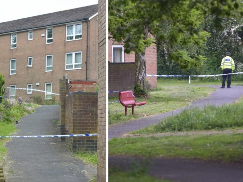 Girl, 17, and man arrested after teenager stabbed to death