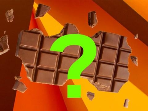 Britain's favourite chocolate bar is Dairy Milk