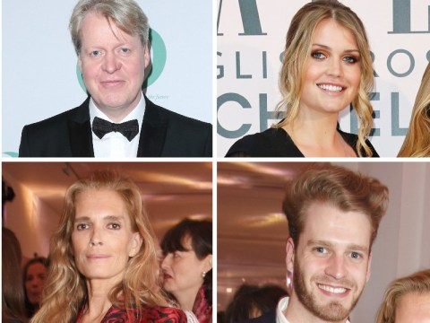 Who is in the Spencer family – Diana's blood relatives including Kitty Spencer, Celia McCorquodale and Lady Jane Fellowes