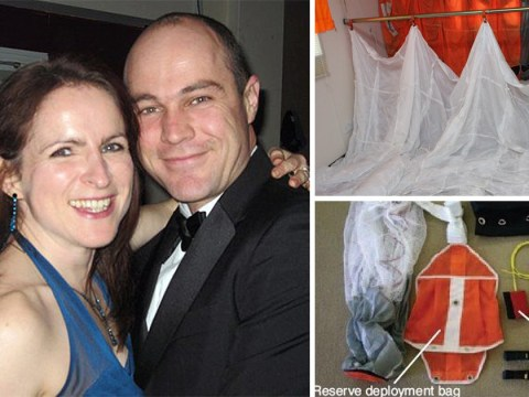 Sergeant who tried to kill his wife by tampering with parachute is jailed for life