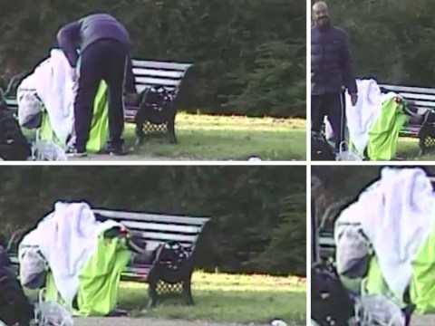 Homeless man's blankets set on fire before he was tortured for four hours