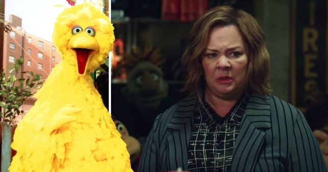 Sesame Street sues Melissa McCarthy's The Happytime Murders