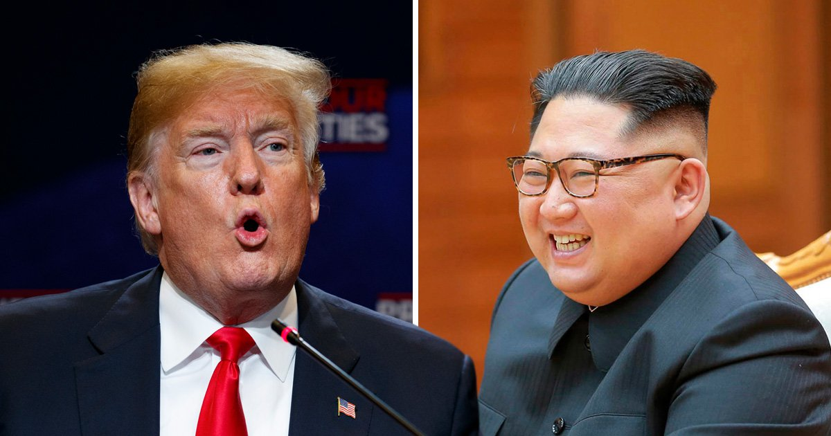 US officials are in North Korea to discuss Kim Jong Un and Donald Trump summit
