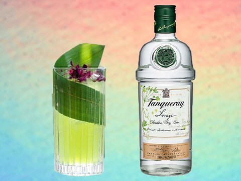 Tanqueray releases new limited edition savoury gin