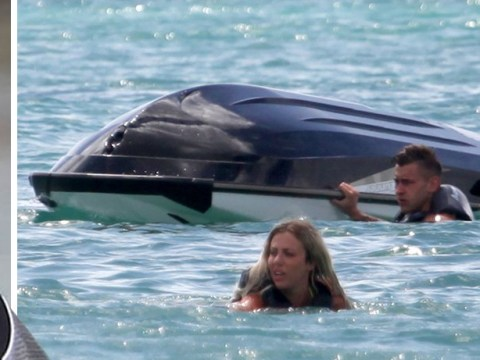 Geordie Shore's Holly Hagan 'rescued from sea' on holiday with Charlotte Crosby and Joshua Rithie