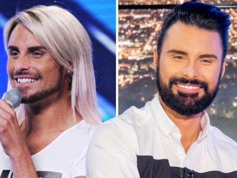 Rylan Clark-Neal marks six years since X Factor debut with shocking throwback snap of long blond hair