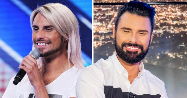 Rylan Clark-Neal on X Factor 2009 and now