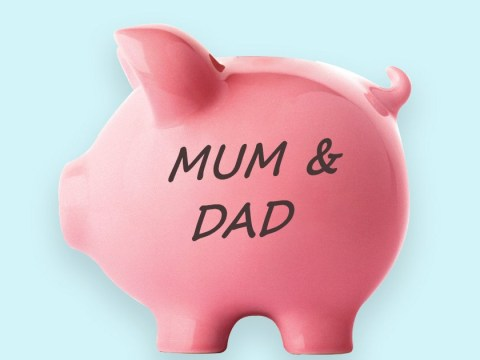Bank of mum and dad is running out of cash