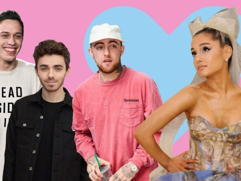 Ariana Grande's ex boyfriends from Mac Miller to Nathan Sykes as she gets cosy with Pete Davidson