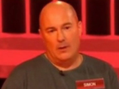 One man's face sums up devastation as he manages to talk himself out of winning £75,000 on The 100K Drop