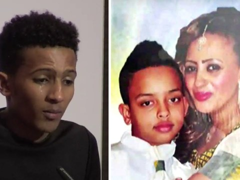 Heartbroken son, 18, denied reunion with mum, 29, who died in Grenfell Tower fire