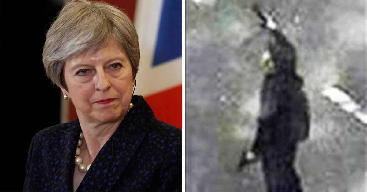Theresa May condemns Belgium attack as 'cowardly' as 'UK stands resolute'