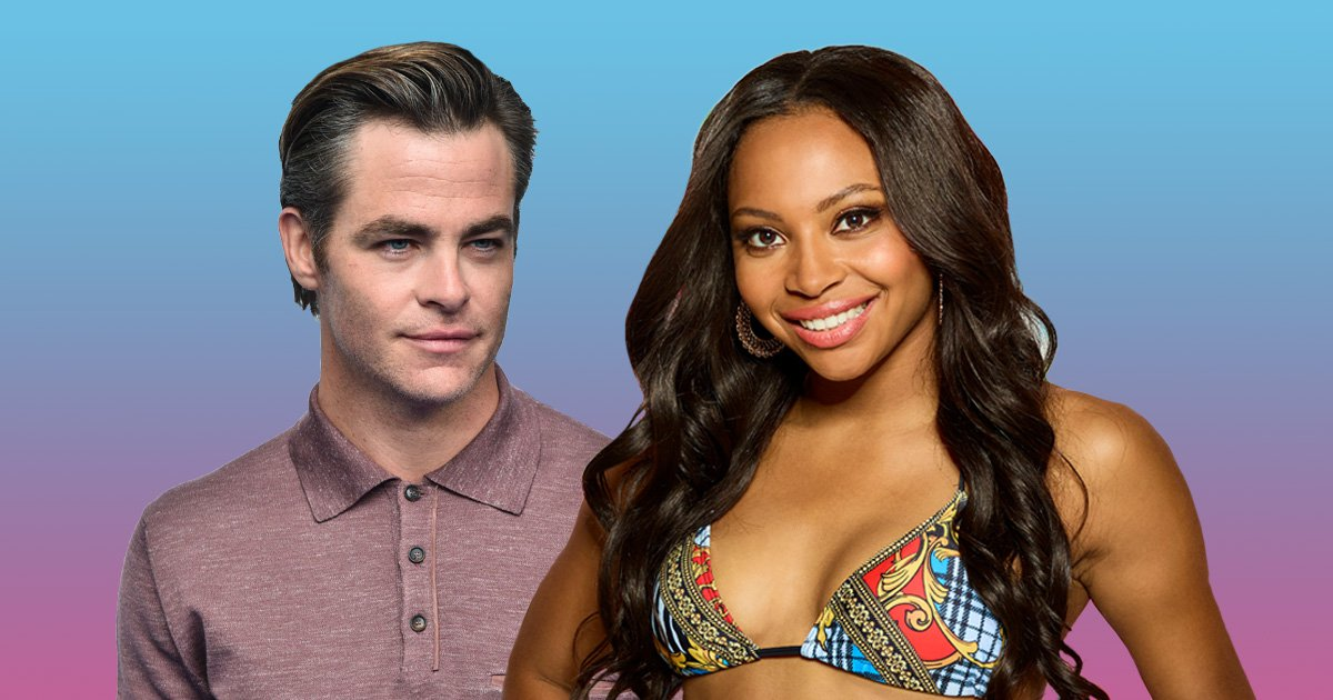 Love Island contestant Samira mugged off Chris Pine for a summer in the villa