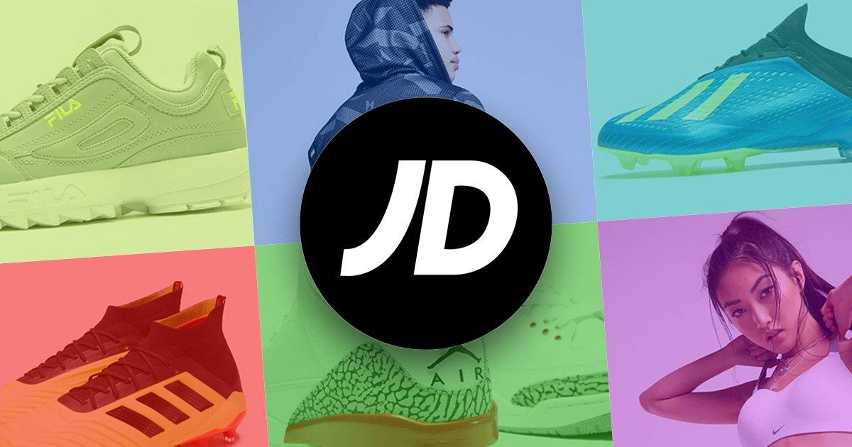 JD Sports trainers