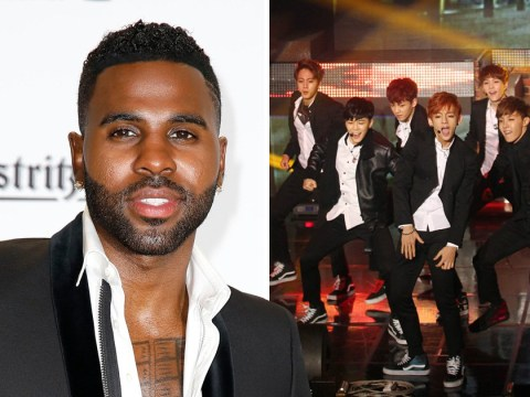 Jason Derulo hints he's working on new music with BTS as he reveals K-Pop collaboration