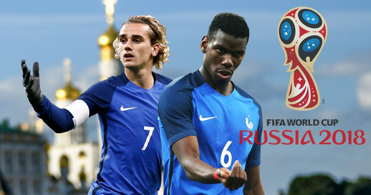 World Cup Group C: Can Paul Pogba dominate for France or will Antoine Griezmann steal his shine?
