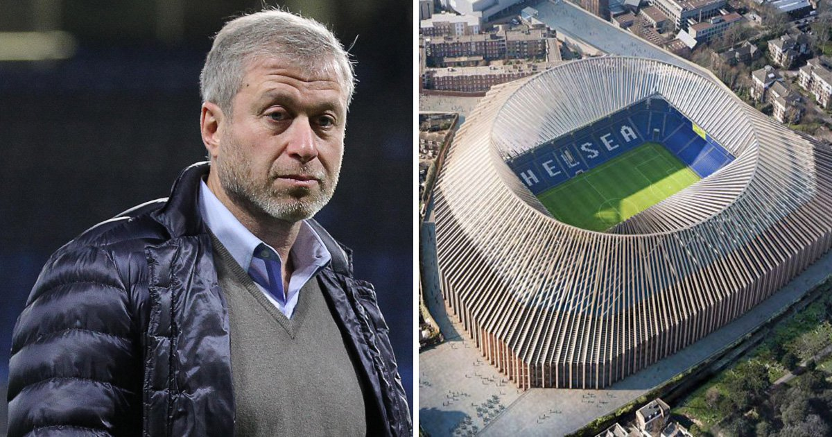 Roman Abramovich drops plan for new £1bn Chelsea stadium and 'quits visa request'