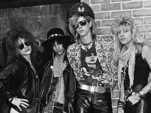 Guns N Roses tease first full reunion in 27 years as artwork from debut album appears